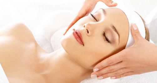 Facial treatment services kiffe